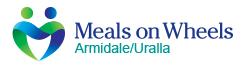 Armidale Uralla Meals on Wheels