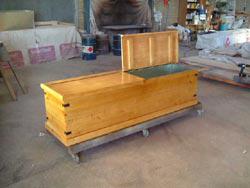 New England Pine Furniture Manufacturing