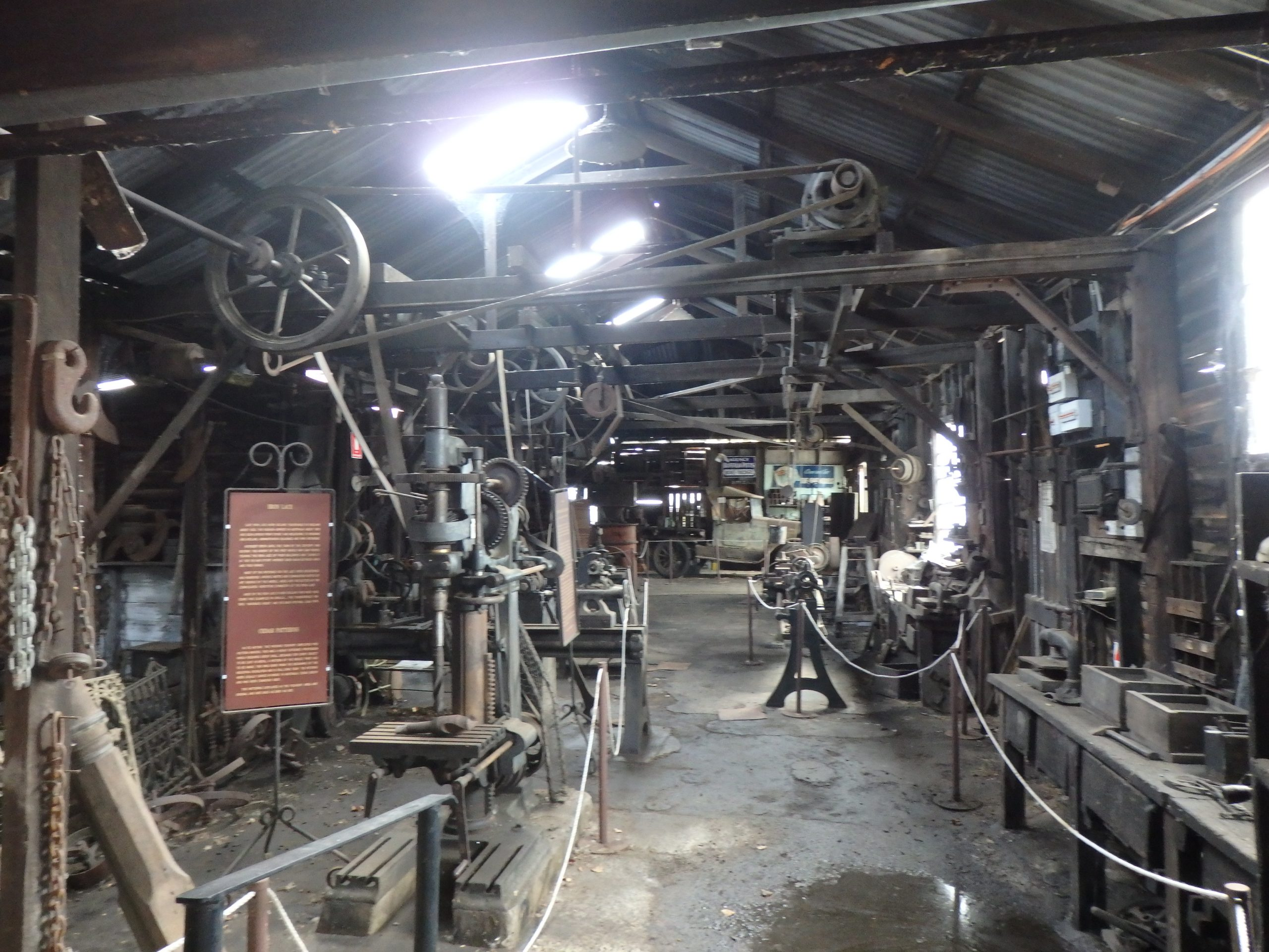 Uralla Brass & Iron Lace Foundry